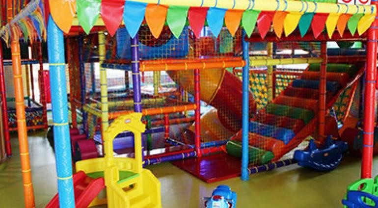 Cantrum Zabaw dla dzieci we Włoszakowich 9km